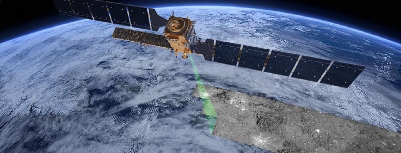 Cientista de Observação da Terra