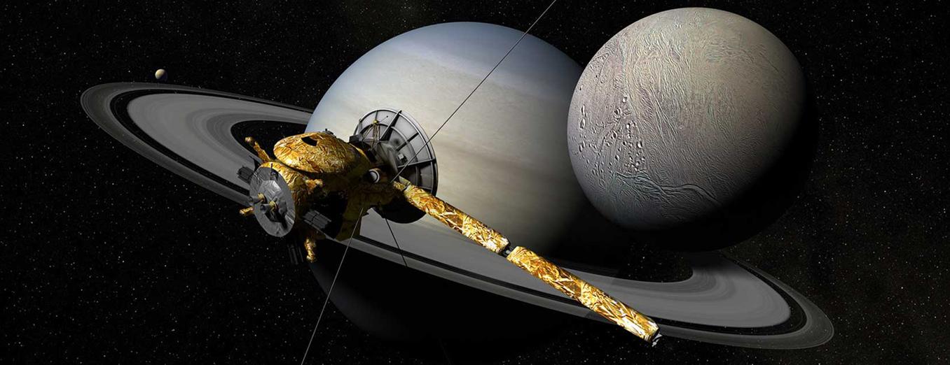 Cientista da Cassini por um dia