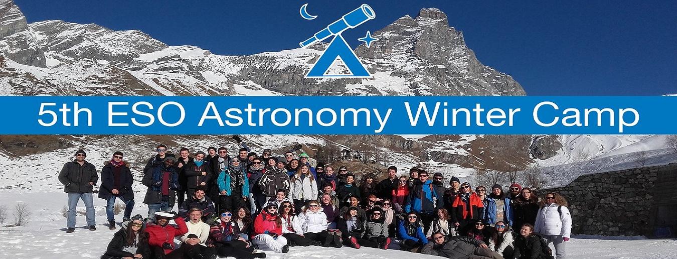 Campo de Astronomia ESO 2017