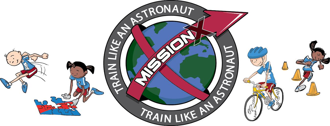 Missão X - Treina como um Astronauta 2018