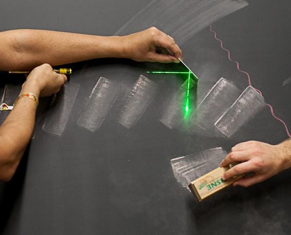 Ótica e lasers na sala de aula