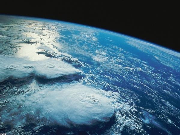 Atividades de observação da Terra