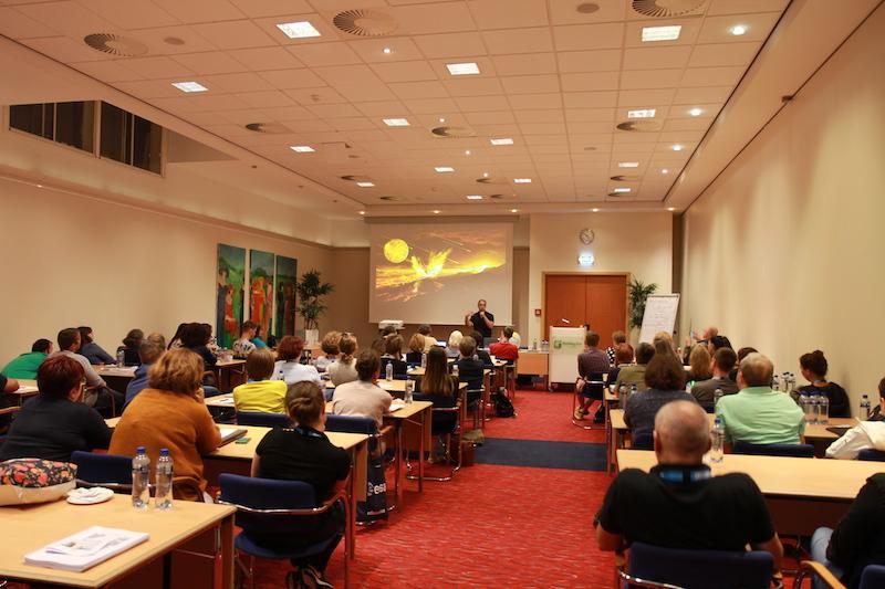 ESA teachers workshop