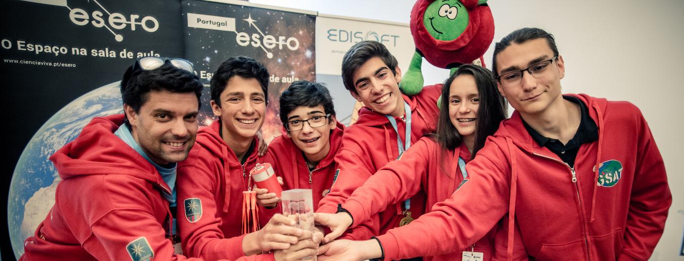 Equipa GSat é a grande vencedora do CanSat Portugal 2018