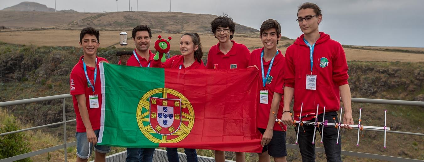 Portugal vice-campeão Europeu no CanSat 2018!