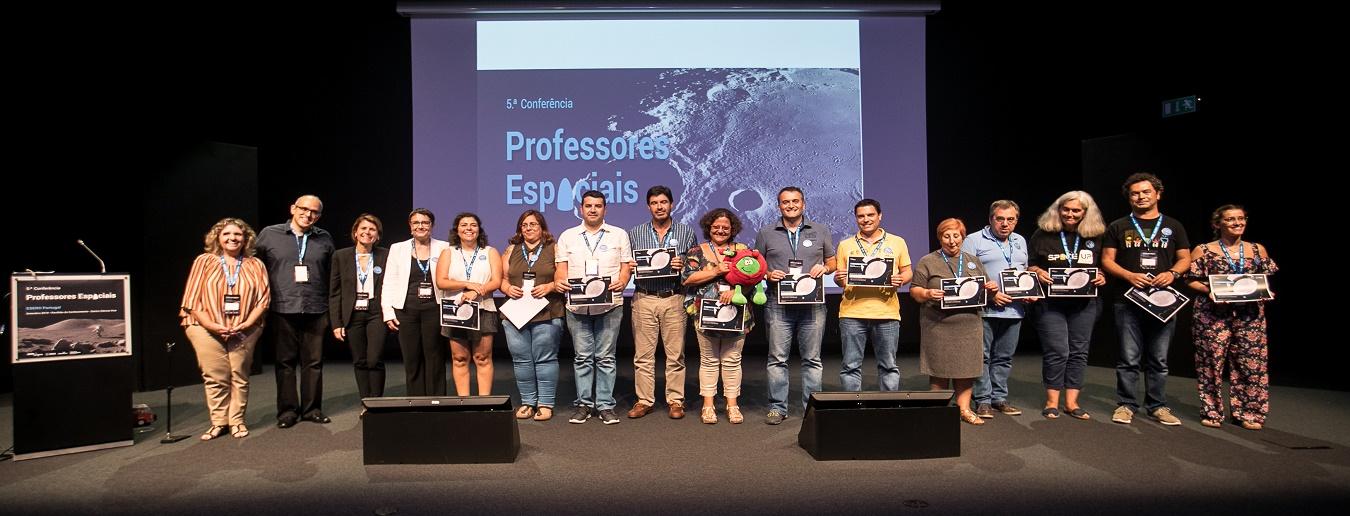 Reveja a 5ª Conferência de Professores EspAciais