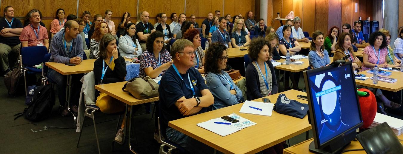 Workshops de Verão e de Outono da ESA em 2019