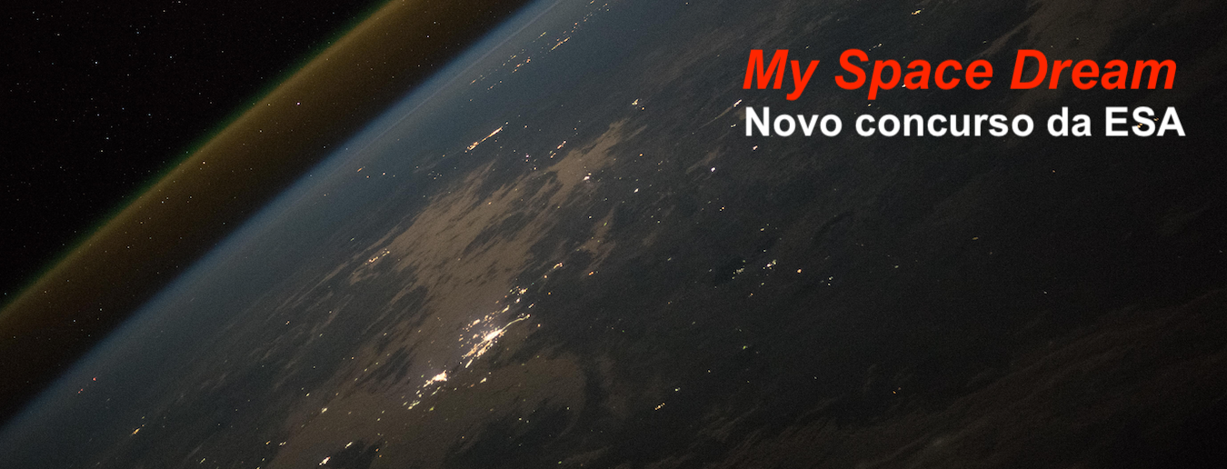 <i>My Space Dream</i>: Ganha um dia com um astronauta!