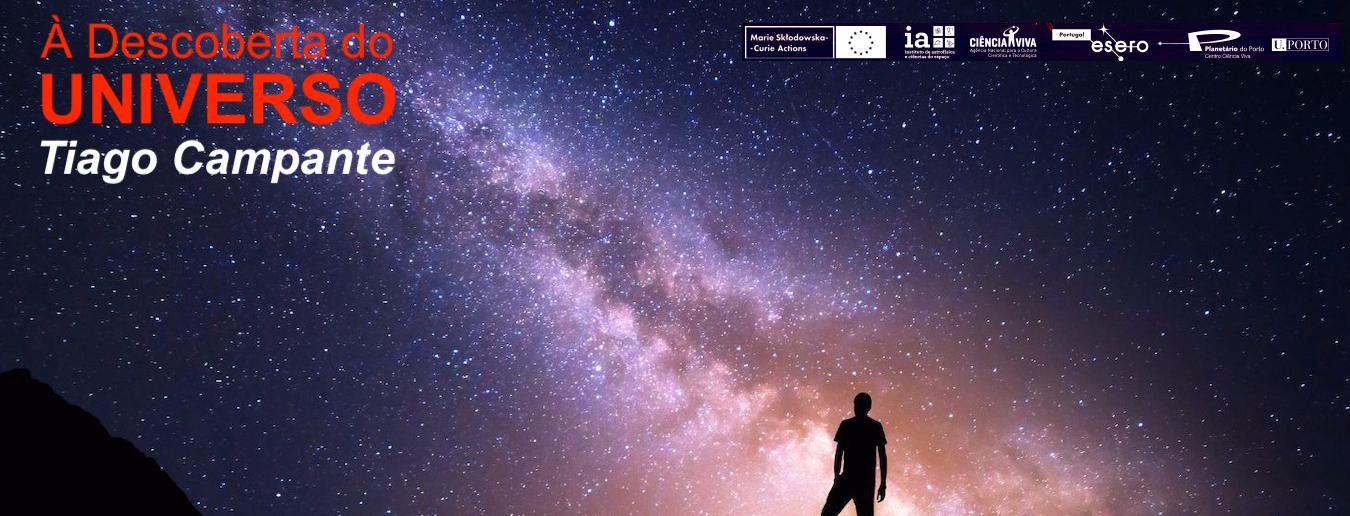 Conversas sobre o Espaço nos Centros Ciência Viva