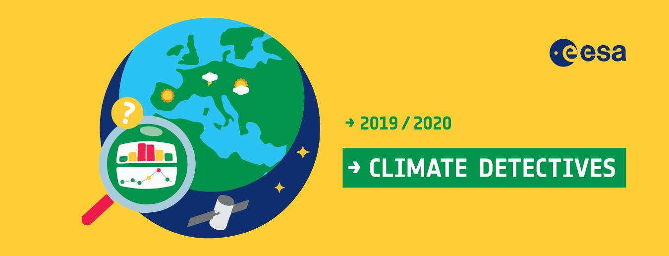Detetives do Clima 2019/2020 - Inscrições abertas