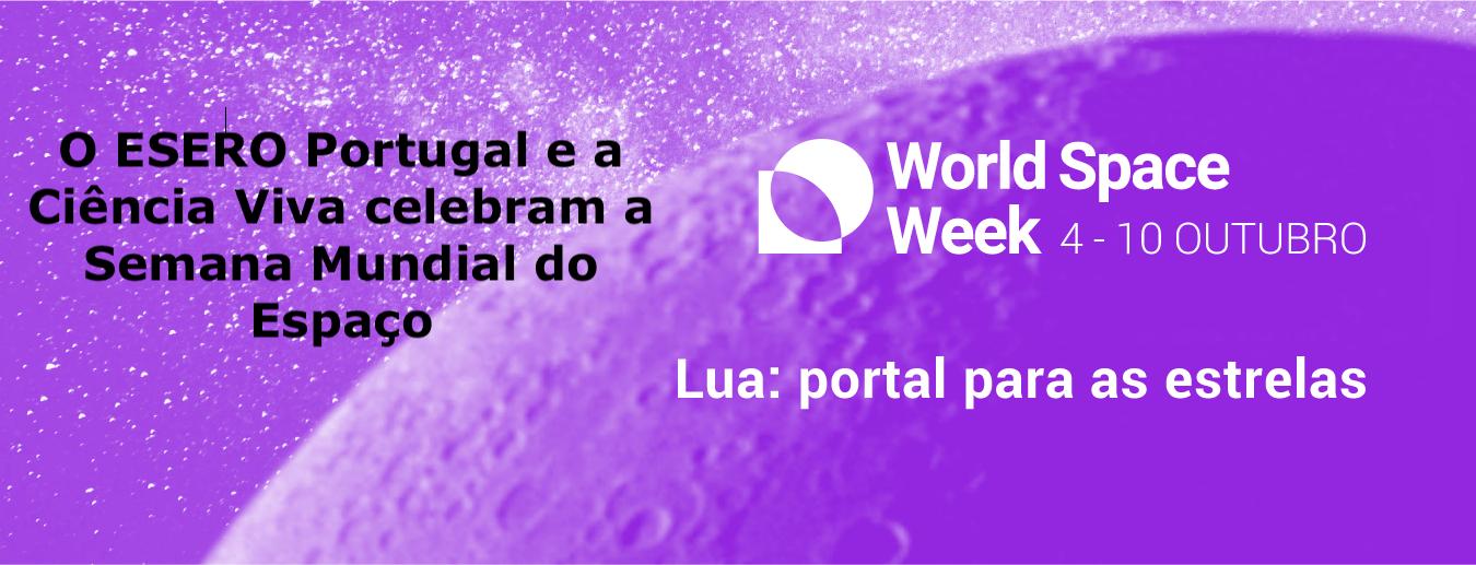 Programa da Semana Mundial do Espaço 2019