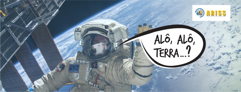 Quem quer falar com um astronauta na ISS?