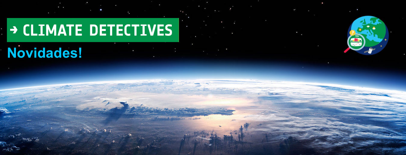 Detetives do Clima: Webinars e Prémio Final