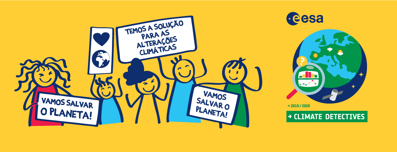 Os projetos dos Detetives do Clima 2020