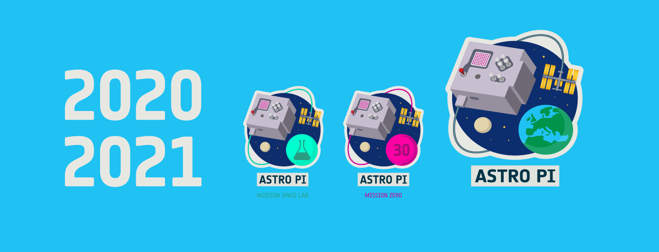 Astro Pi 2020/2021: Inscrições encerradas