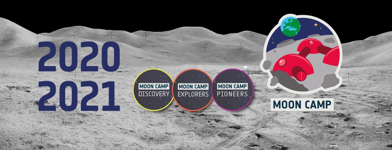 Moon Camp Challenge 2020/2021: Novidades!