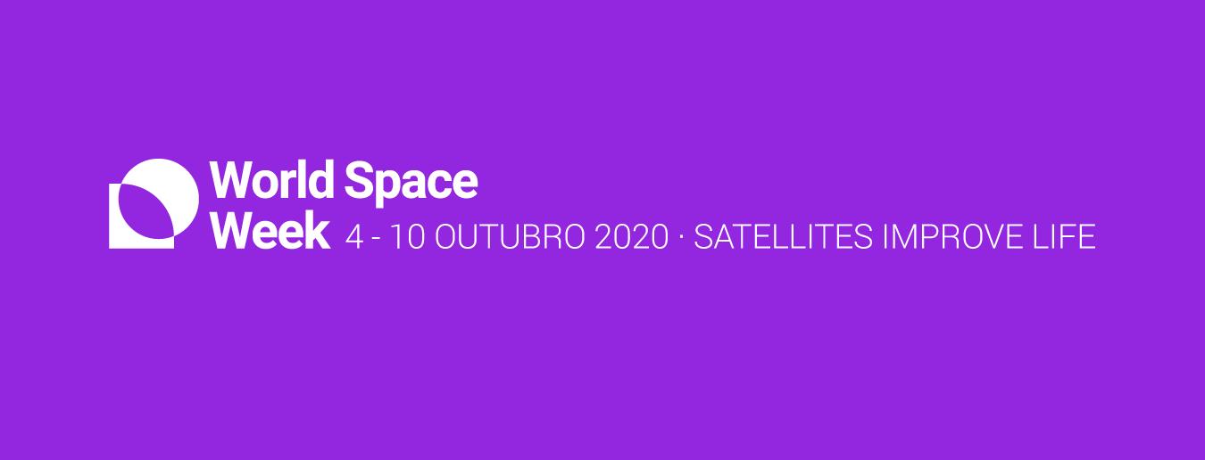 Programação da Semana Mundial do Espaço 2020