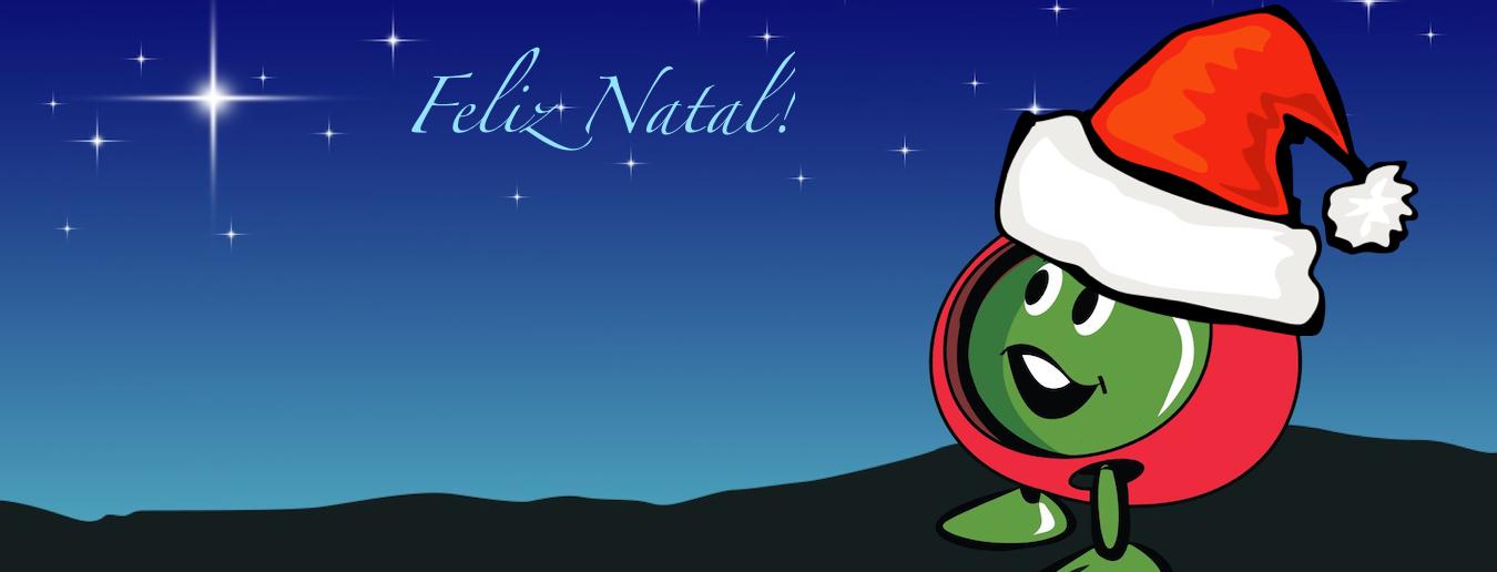 Feliz Natal, com direito à <i>Estrela de Belém</i>!
