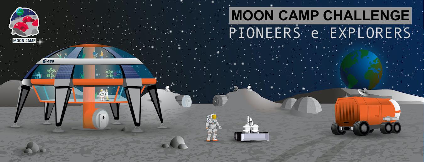 Moon Camp 2020/2021 – Inscrições abertas!