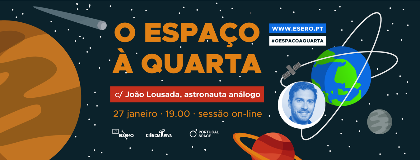 ESTREIA: O Espaço à Quarta | 27 Janeiro, às 19h