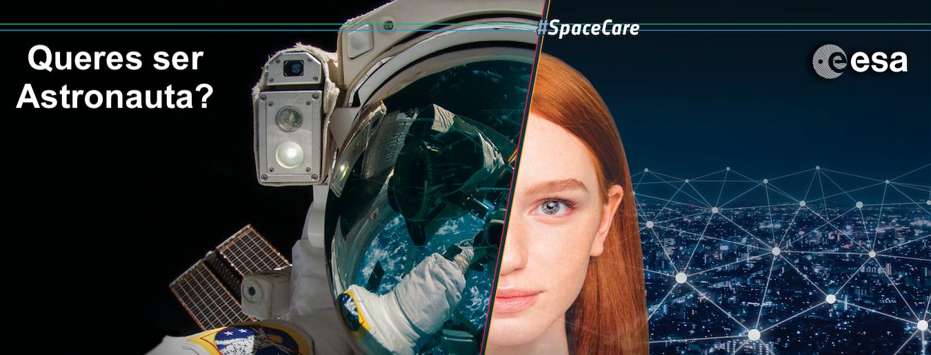 Notícias ESERO PT: Abertas candidaturas para Astronautas!