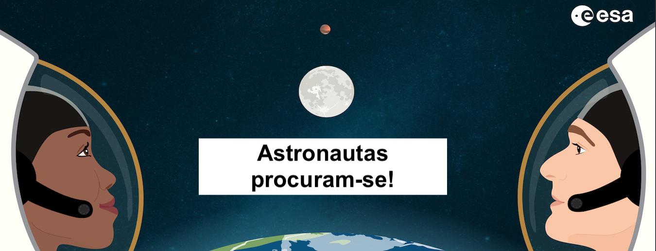 Chegou o dia para os futuros Astronautas!