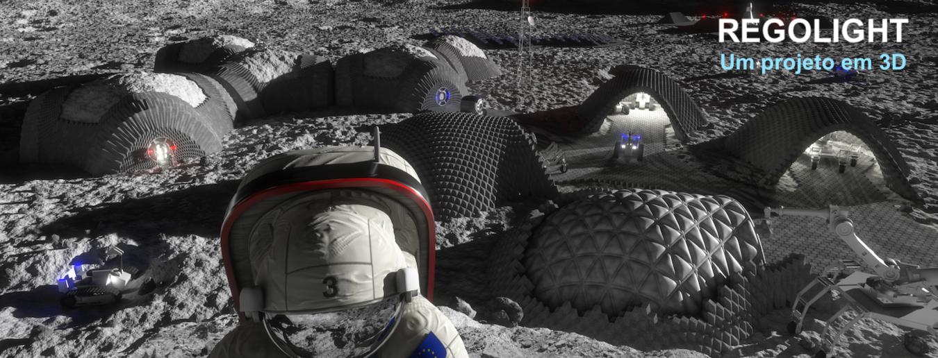 Notícias ESERO PT: Construir bases na Lua... com o Sol