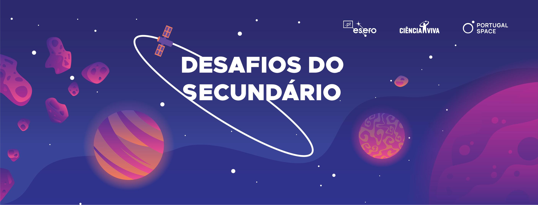 Desafios Espaciais para alunos do Secundário!