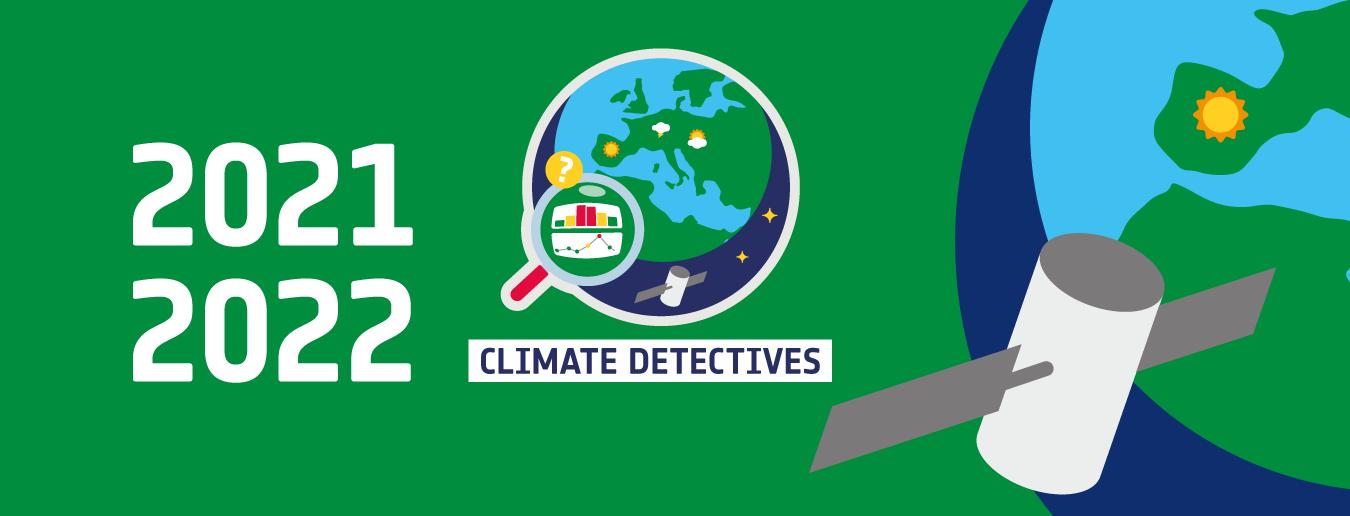 Detetives do Clima 2021/2022: Inscrições abertas!