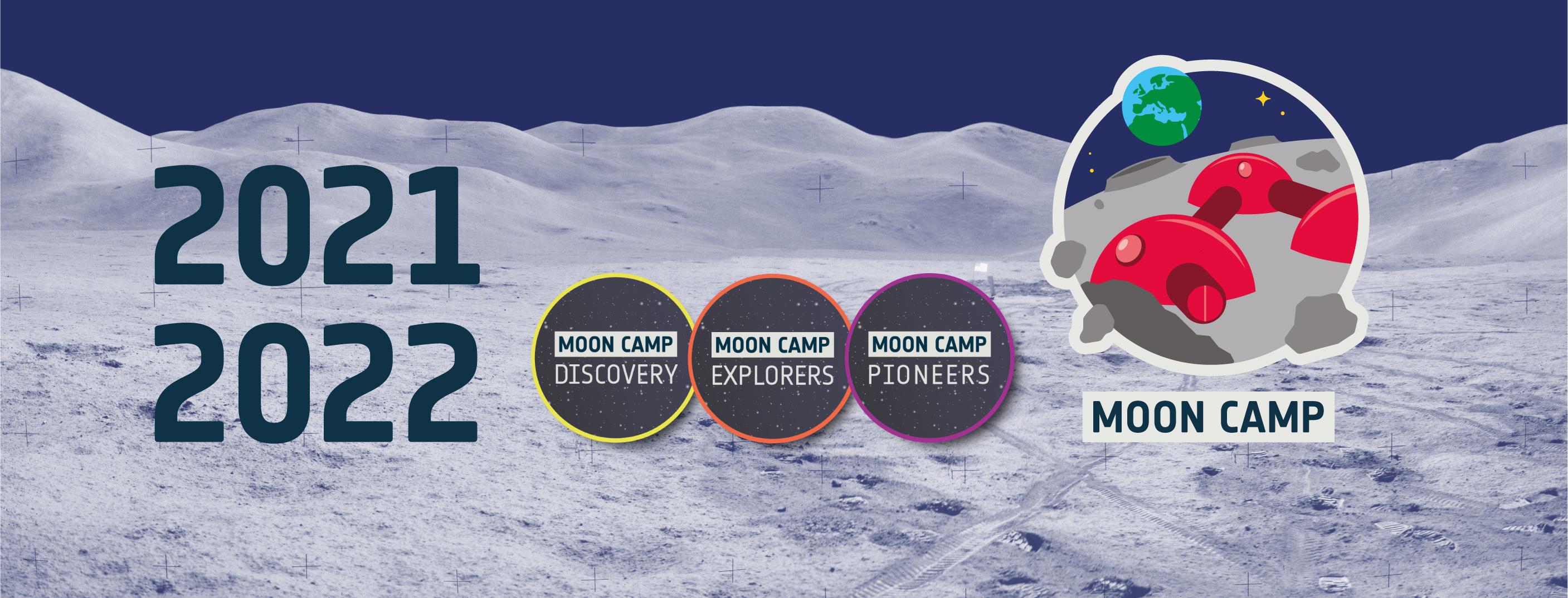 Moon Camp 2021/2022 – Inscrições abertas!